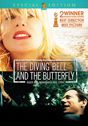 the diving bell and the butterfly 2 essay In the film the diving bell and the butterfly, jean-dominique bauby has the same condition although he is completely paralyzed with no hope of recovery, he's able to move his left eyelid this slight movement in his eye is very significant because it's his one way of communication.