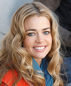 denise richards boob