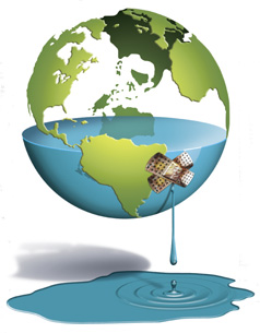 Earth Natural Resources Running Out