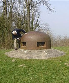 Visiting the Maginot Line