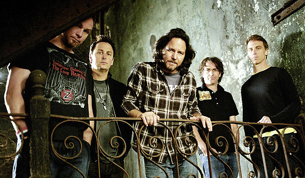 Pearl Jam drummer Matt Cameron, right, says there could be a few 'curve balls' at the band's two New Zealand shows.