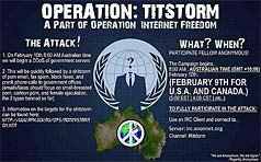 australia hack operation titstorm