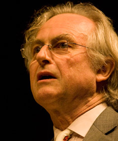 Richard Dawkins in Christchurch