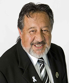 AT THE UN: Maori Affairs Minister Pita Sharples has flown secretly to New York for a speech to the United Nations signing New Zealand up to a declaration on indigenous rights.