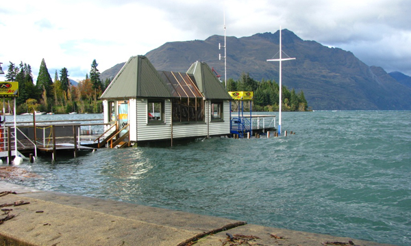 Flooding Queenstown 4