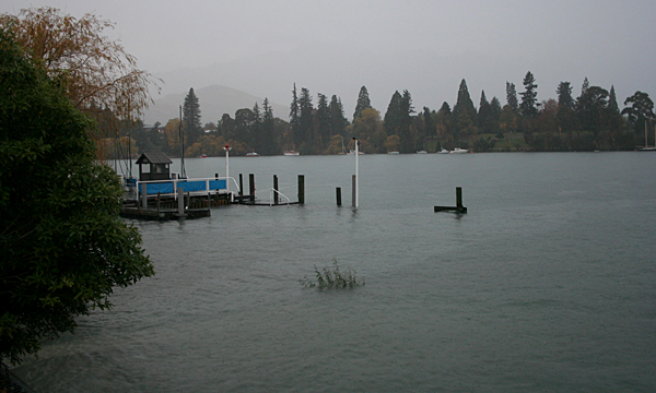 Queenstown floods