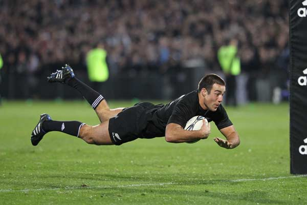 All Blacks back Richard Kahui