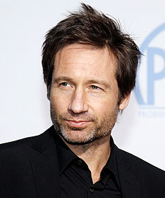 David Duchovny stars as Hank Moody in the new season of Californication.