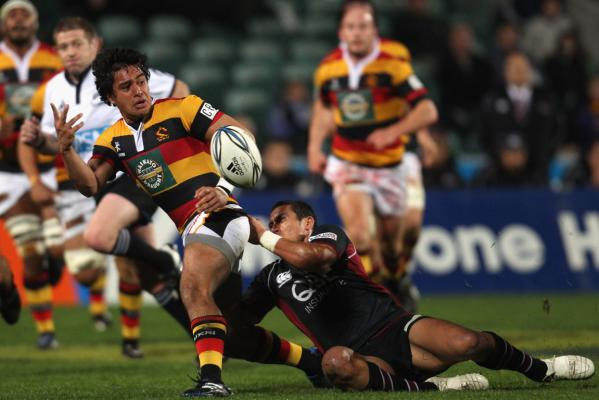 North Harbour v Waikato