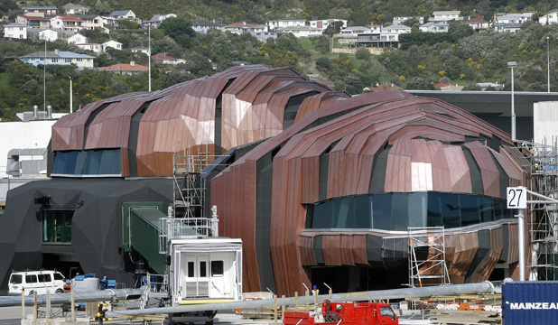 Avatar party at Overseas Terminal in Wellington | The ...