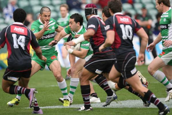 North Harbour v Manawatu