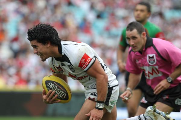 Junior Warriors v South Sydney