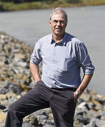 MORE TIME TO FARM: Retiring three-term Horizons regional councillor David Meads says water quality and the river accord are the next challenges for the new council.