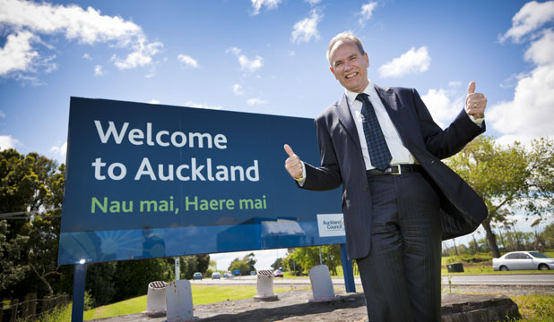 How many days between two dates in Auckland