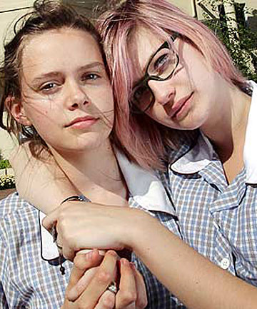 Dating lesbians in Melbourne
