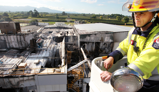 Workers at the gutted Silver Fern Farms meatworks in Te Aroha are likely to