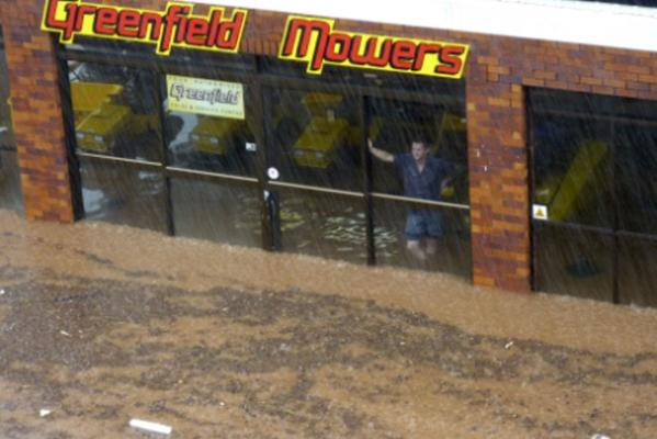 Toowoomba flood