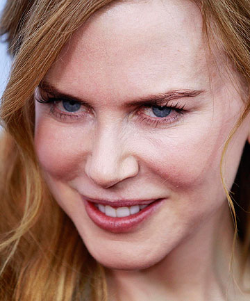 NUDE AND RUDE: Nicole Kidman has no problem being naked since she gave birth