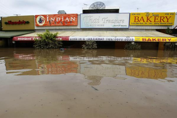 Queensland flood