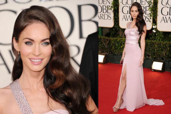 Golden Globes - Megan Fox