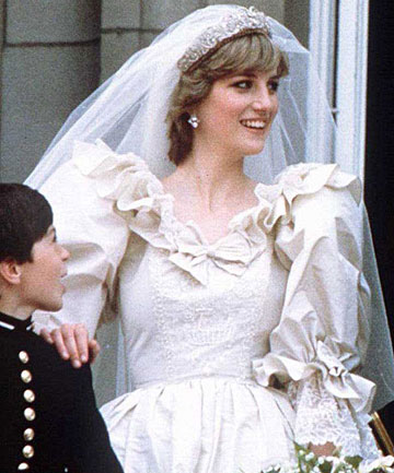 pictures of princess diana wedding dress. princess diana wedding dress train. Princess Diana. Reuters; Princess Diana.