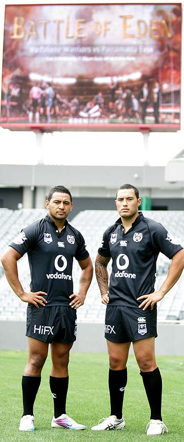Krisnan Inu and Feleti Mateo