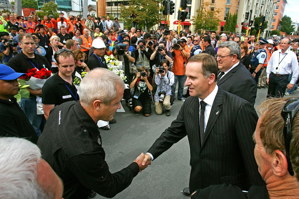 Prime minster John key