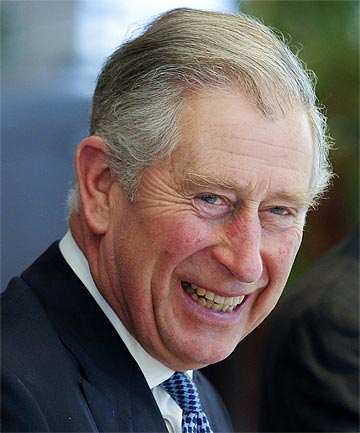 prince harry prince charles. Prince Charles praises his new