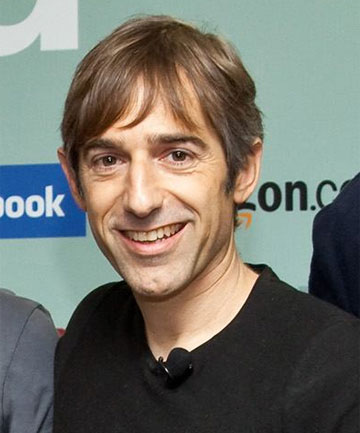 VIRTUAL GOODS: Mark Pincus, founder of San Francisco-based Zynga, creator of FarmVille.