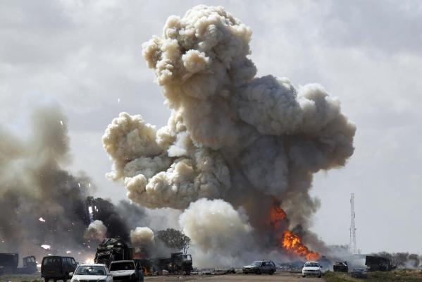 Military action in Libya