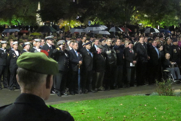 Anzac Day - Palmerston North