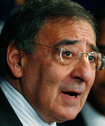 leon panetta young. LEON PANETTA: Sharp political