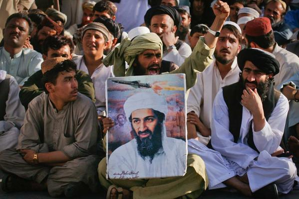 Osama bin Laden death reaction in Quetta
