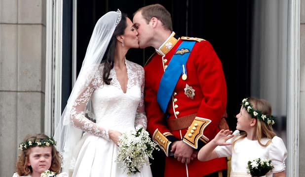 Prince William and Catherin Middleton