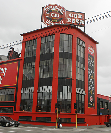 Canty brewery