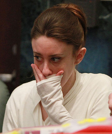 casey anthony partying while daughter missing. Casey Anthony