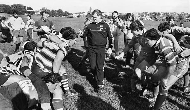 Sir Brian Lohore's Rugby World Cup legacy