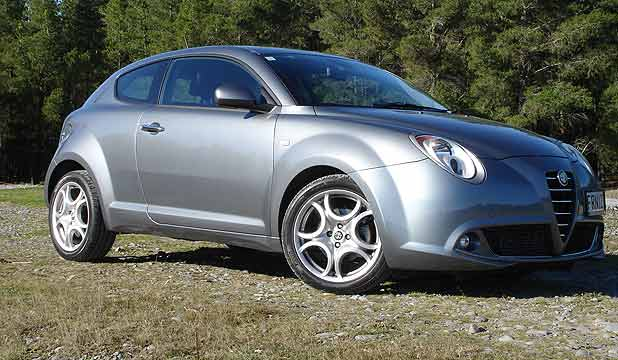 The Alfa Mito - it's like finding that supermodel can cook, gut fish and knit socks as well.