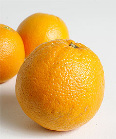 ORANGE A DAY: Vitamin C has been proved to keep cataracts away.