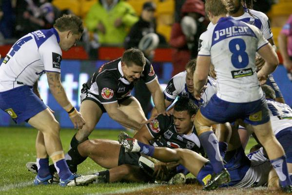 Warriors v Bulldogs