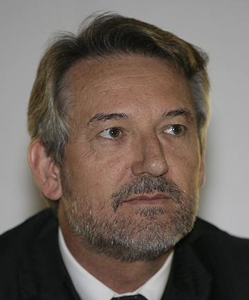 KIWI AT HELM: New Zealander Tom Mockridge has taken over as chief executive of News International.