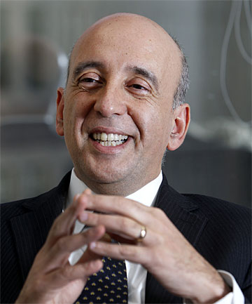 REVIEW OF POLICY: Treasury Secretary Gabriel Makhlouf.