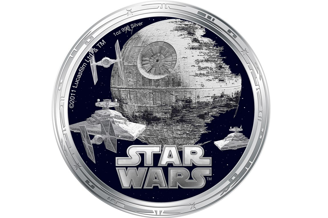 Star Wars coins