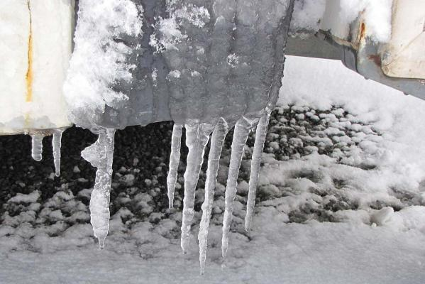 Icicles, Oxford, North Canterbury.