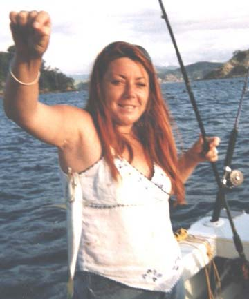 SARA NIETHE: Disappeared in late March 2003.
