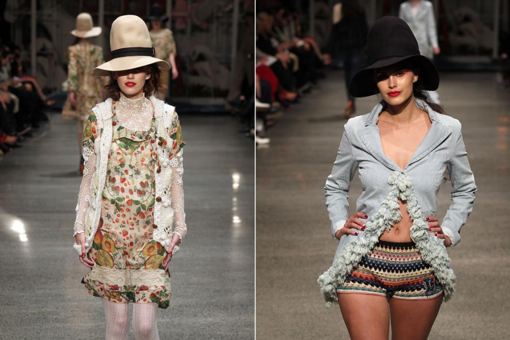 31 Show-Stopping Styles From New Zealand Fashion Week on StyleCaster