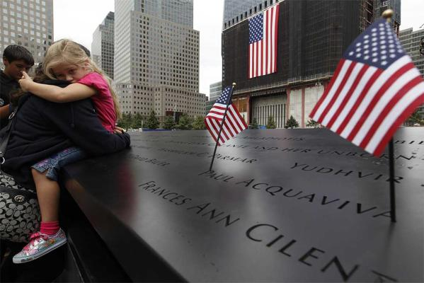 9/11 attacks, families visit site