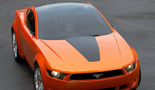 2014 Mustang Redesign Ford Plans Mustang Redesign