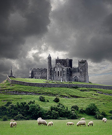 Rock of Cashel in South Tipperary