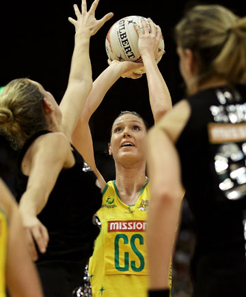 Aust netballers 'must lift' to beat NZ